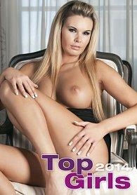 Kalendář 2014 - Top Girls - nástěnný
