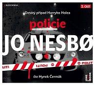 Policie - 2. část -  CDmp3 (Čte Hynek Čermák)