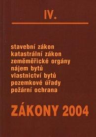 Zákony 2004/IV