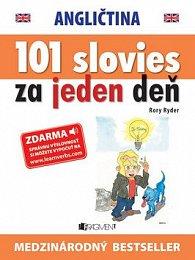 101 slovies za jeden deň Angličtina