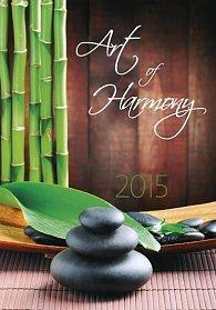 Kalendář nástěnný 2015 - Art of Harmony