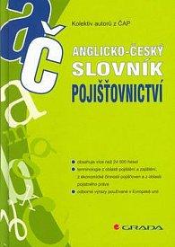 Anglicko - český slovník pojišťovnictví