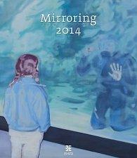 Kalendář 2014 - Zrcadlení  - nástěnný