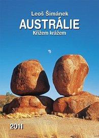 Kalendář 2011 – Austrálie – Křížem krážem - nástěnný