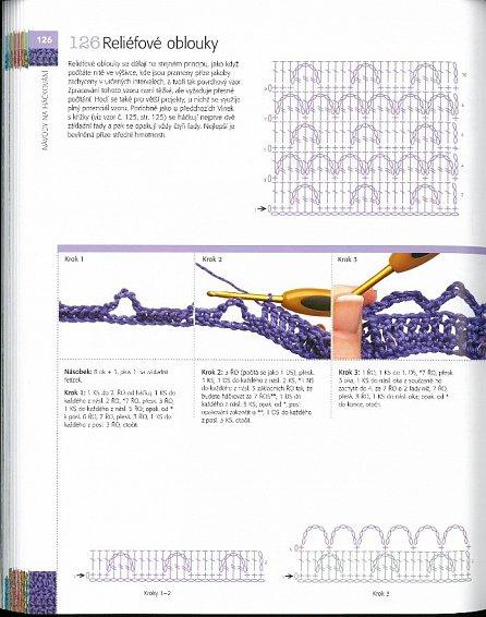 Náhled Háčkování - Vzory od A do Z