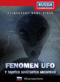 Fenomén UFO v tajných sovětských archivech - DVD digipack