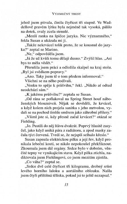 Náhled Výjimečný trest - 2. vydání