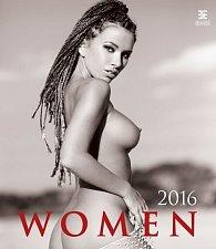 Kalendář nástěnný 2016 - Women/Exklusive 450x520
