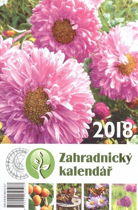 Náhled Zahradnický kalendář 2018
