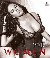 Kalendář nástěnný 2017 - Women/Exclusive 450x520cm