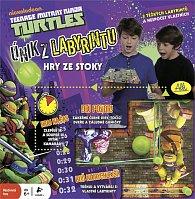 Želvy Ninja - Únik z labyrintu