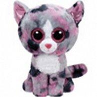 Beanie Boos Lindi růžová kočka 24 cm