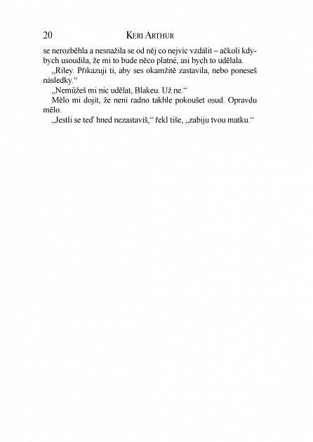 Náhled Riley Jenson 5 - V náruči temnoty