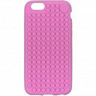 iPhone 6/6s Pixel Case růžová