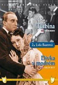 Dívka v modrém/Turbina (2 filmy na 1 disku) - DVD box