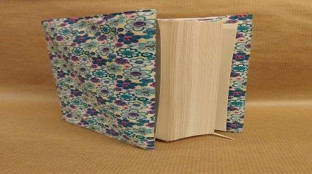 Náhled Obal na knihu univerzální - modrý