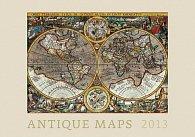 Kalendář nástěnný 2013 - Antique Maps