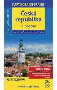 Česká republika - automapa/1:500 000