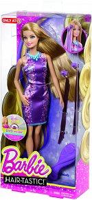 Barbie fantastické vlasy