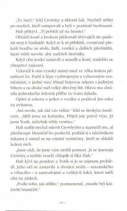 Náhled Hraničářův učeň První roky - Turnaj na Gorlanu