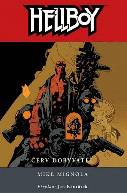 Náhled Hellboy 5 - Červ dobyvatel