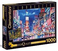 Puzzle Fluorescentní 1000 dílků New York