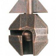 Kovový hlavolam - Uvězněný klíč