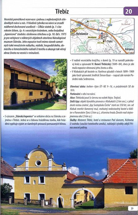 Náhled Špalíček výletů pro každý den jeden 1. - Autem po Čechách, Moravě a Slezsku