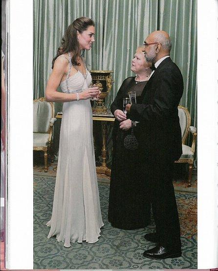 Náhled Princezna Kate a její styl - Přirozený půvab a elegance podle královského vzoru