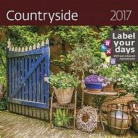 Kalendář nástěnný 2017 - Countryside