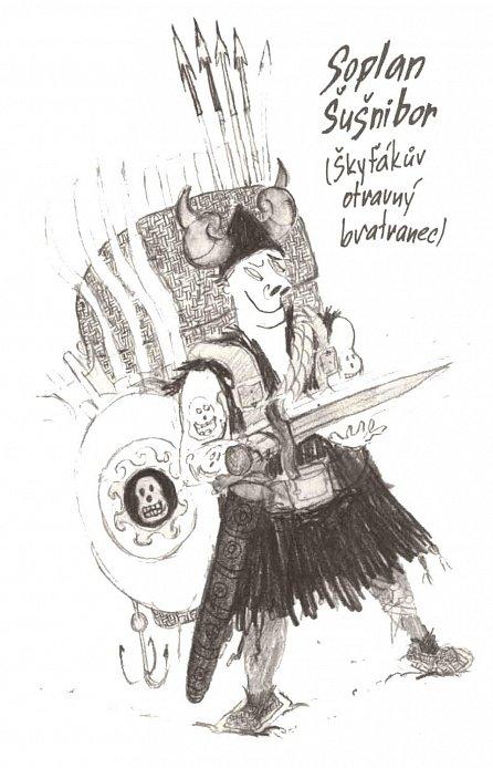 Náhled Jak uloupit dračí meč (Škyťák Šelmovská Štika III.) 9