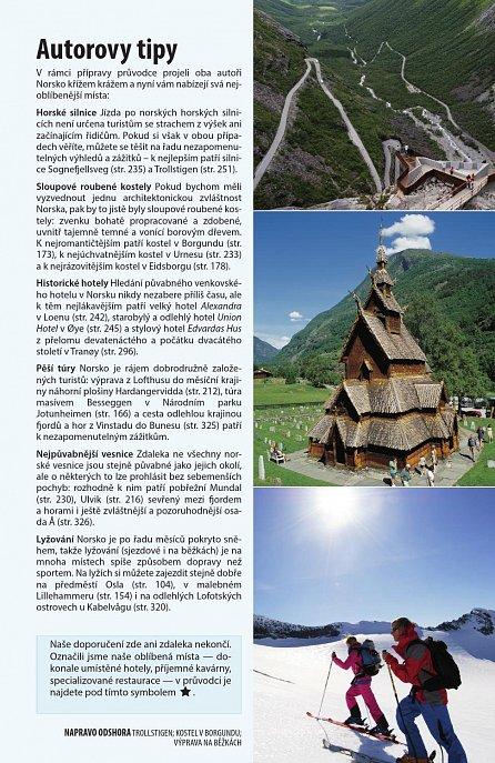 Náhled Norsko - Turistický průvodce