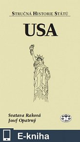 USA - Stručná historie států (E-KNIHA)