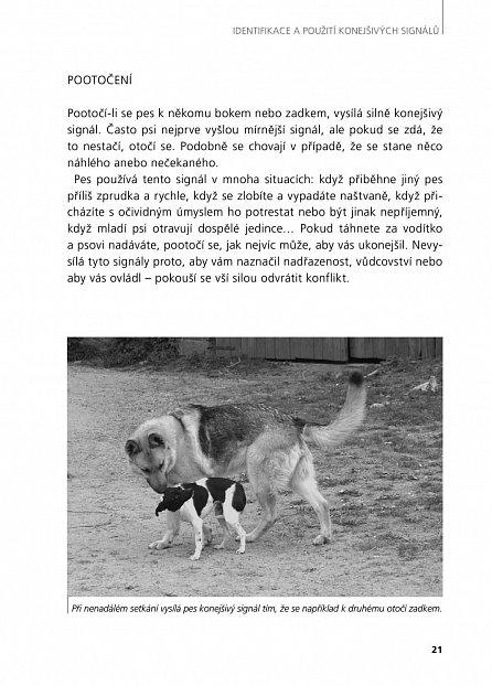 Náhled Konejšivé signály - Na jedné vlně s vaším psem