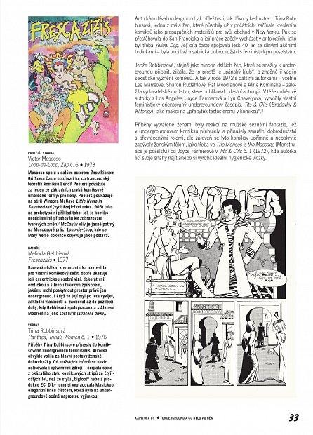 Náhled Komiks - Od roku 1968 do současnosti
