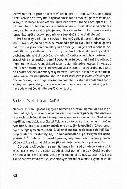 Náhled Stíny minaretů -Islám a muslimové jako předmět českých veřejných polemik