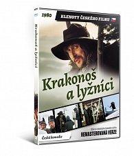 Krakonoš a lyžníci - DVD