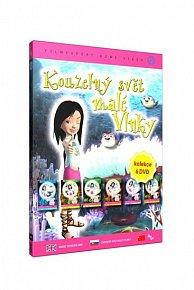 Kouzelný svět malé Vlnky – 6 DVD