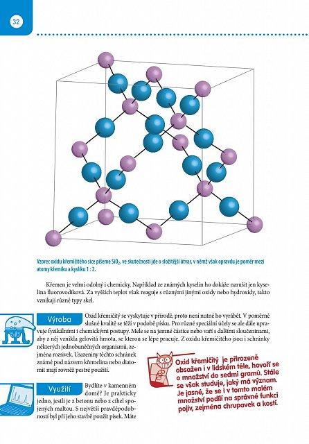 Náhled Chemické sloučeniny kolem nás – Anorganika