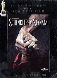 Schindlerův seznam - DVD