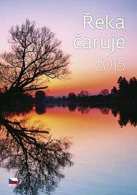 Kalendář nástěnný 2015 - Řeka čaruje