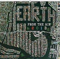 Kalendář 2013 nástěnný - Země ze vzduchu, 48 x 46 cm