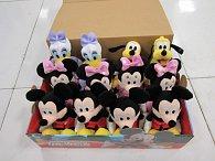 Disney plyš 20cm - Mickeyho klubík