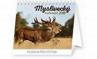 Kalendář stolní 2016 - Myslivecký Praktik,  16,5 x 13 cm