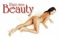 Pure Beauty - Krása žen 2010 - stolní kalendář