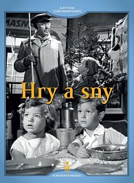 Hry a sny - DVD (digipack)