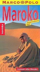 Maroko - cestovní atlas