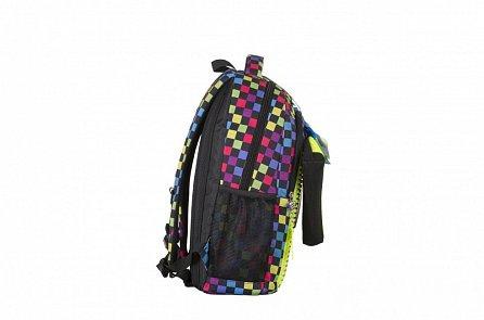 Náhled Pixie Batoh s penálem  PXB-16-01 multibarevná/barevná deska