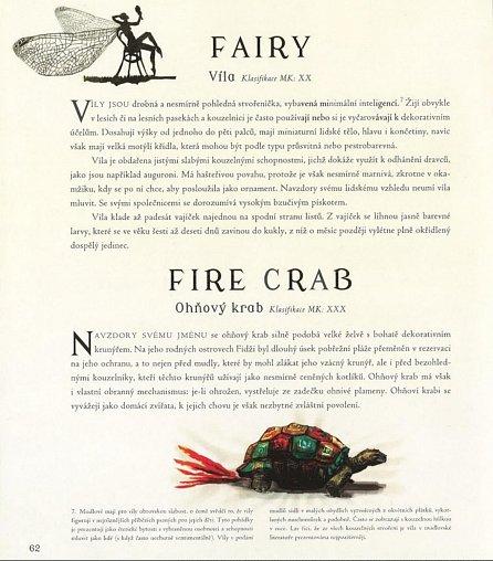 Náhled Fantastická zvířata - ilustrované vydání