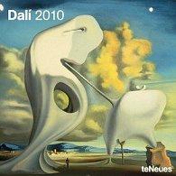 Dalí 2010 - nástěnný kalendář